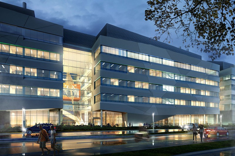 What Memorial University's new science building will look like