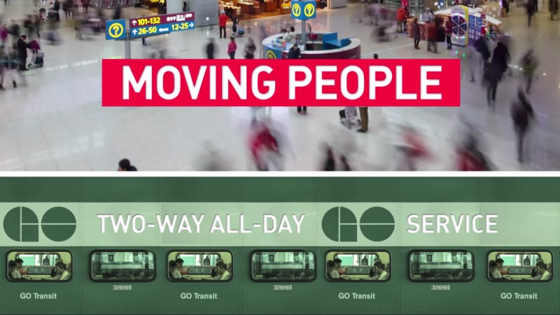 Brampton Transit video produced by Cicada
