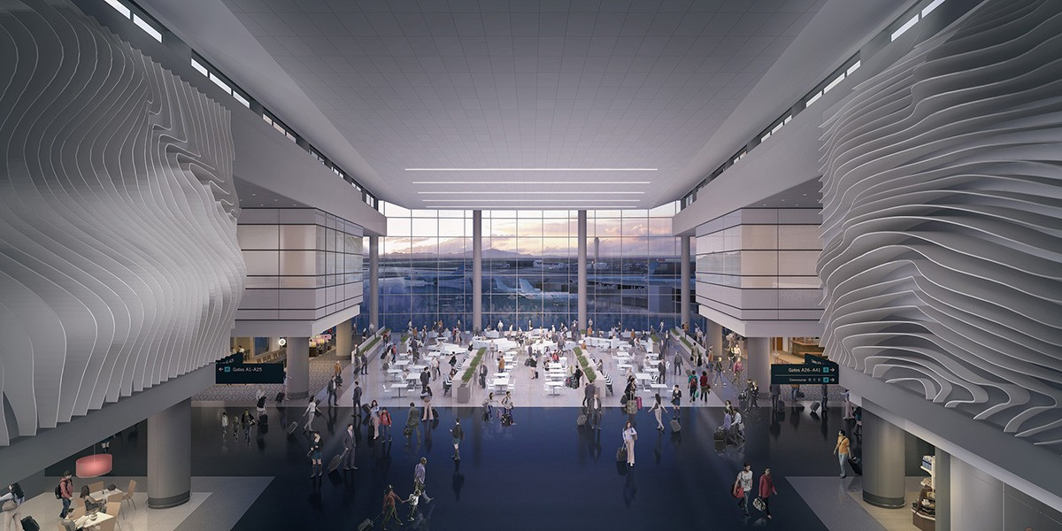 Construction begins on redesigned Salt Lake City International Airport