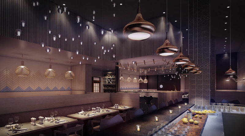 Interactive presentation showcases Grand Central Station's new Agern restaurant